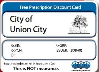 Prescription Discount Program