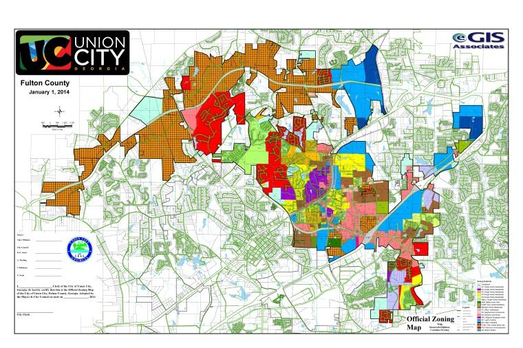 Zoning | Union City, GA