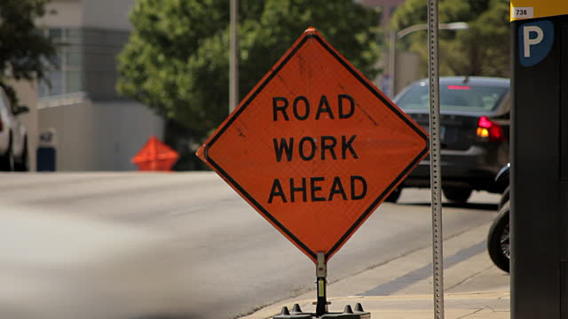 Road Resurfacing & Sidewalk Improvements Underway