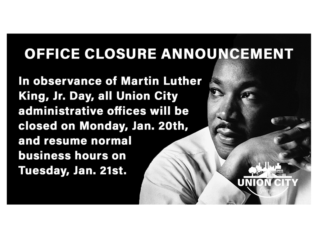 Union City Office Closure Announcement
