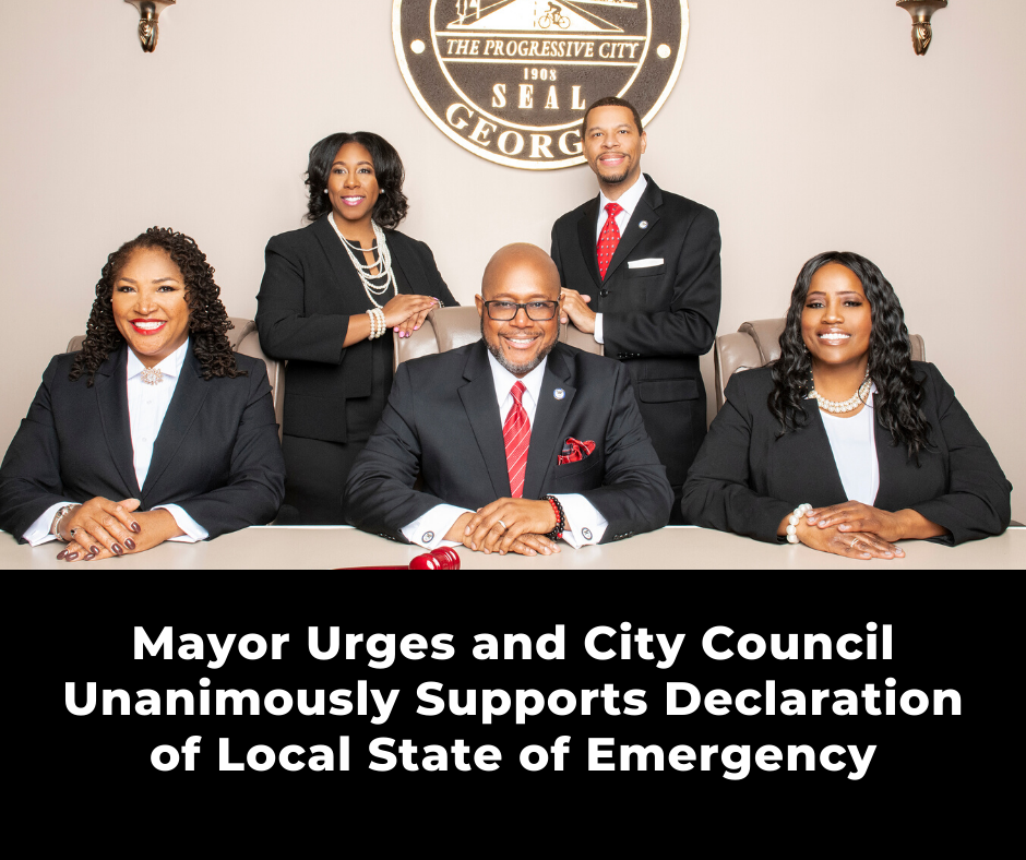 UC Local State of Emergency