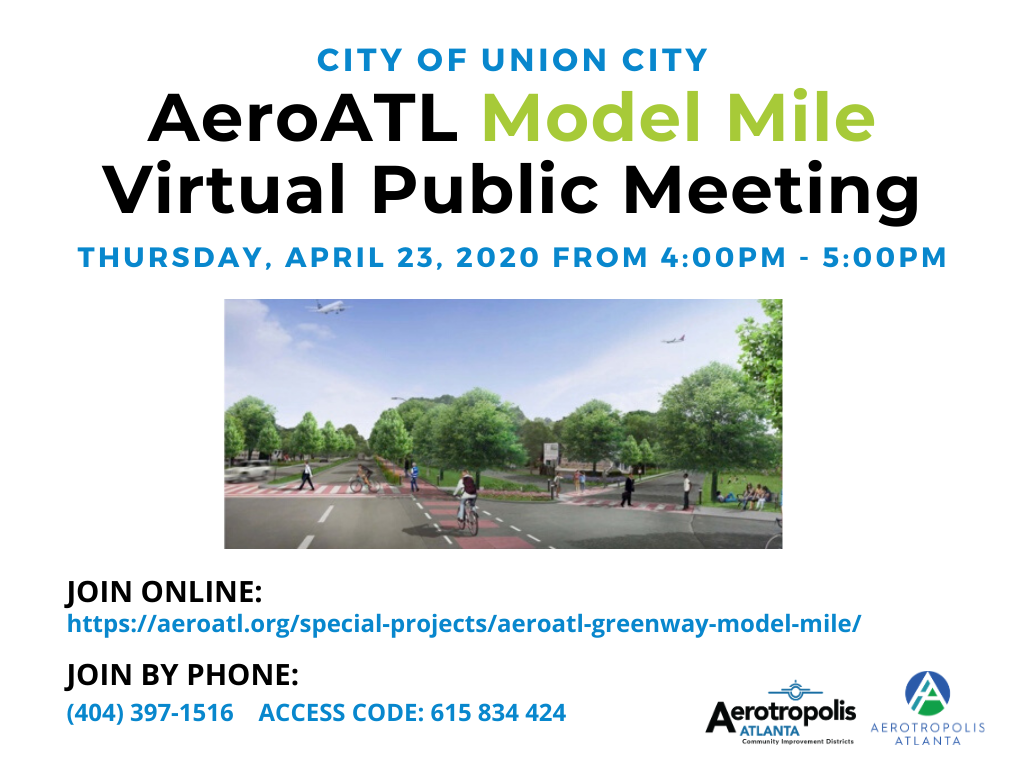 AeroATL Model Mile Meeting April 23
