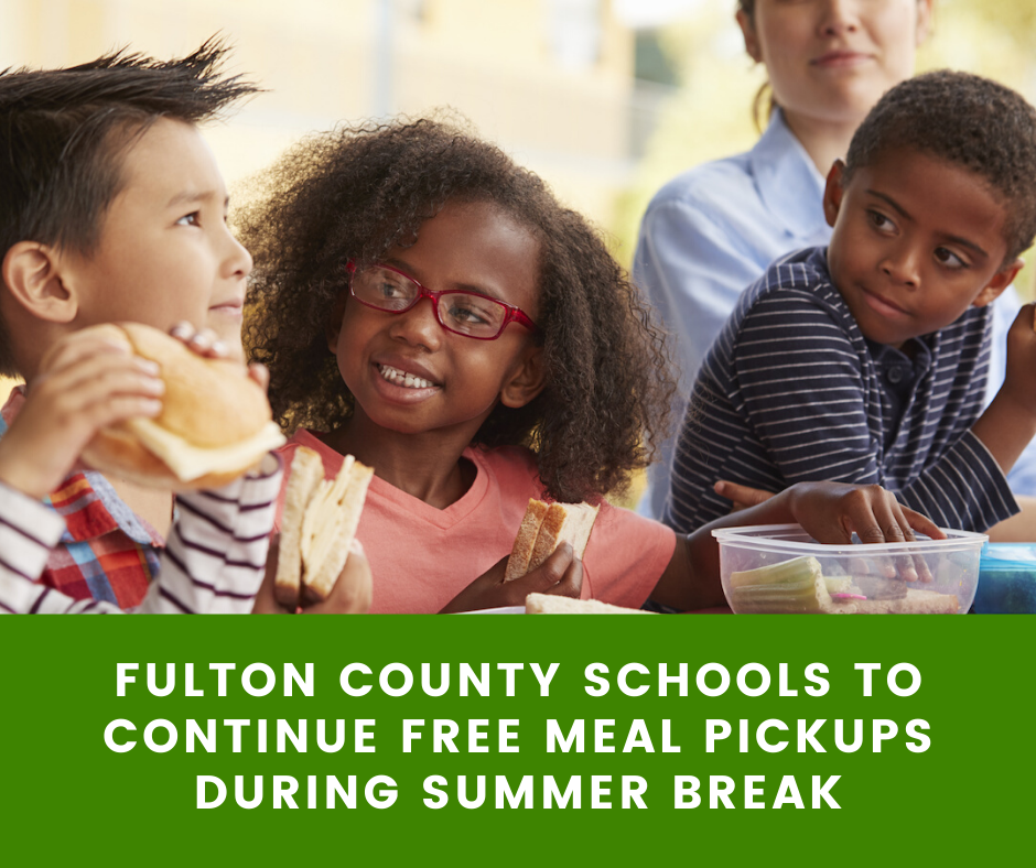 FCS Summer Meal Program Post
